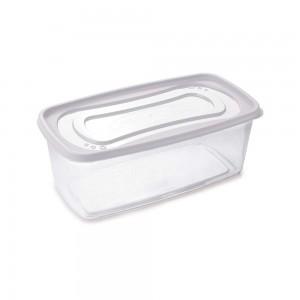 Imagem do produto - Pote de Plástico Retangular 3 L Clic
