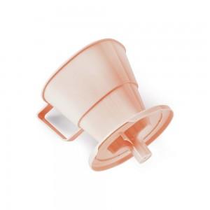 Imagem do produto - Porta Filtro de Plástico para Café com Bico Direcionador