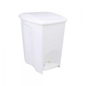 Imagem do produto - Lixeira de Plástico 15 L com Pedal Prática
