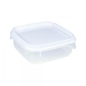 Imagem do produto - Pote de Plástico Quadrado 510 ml Moduline