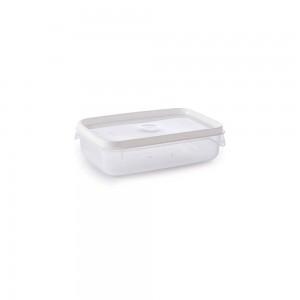 Imagem do produto - Pote de Plástico Retangular 900 ml Moduline