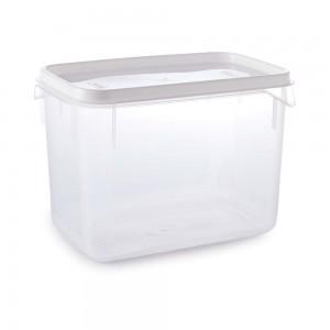 Imagem do produto - Pote de Plástico Retangular 3 L Moduline