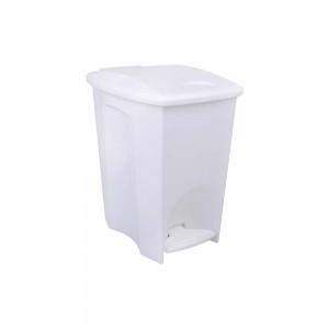 Imagem do produto - Lixeira de Plástico 7 L com Pedal Prática