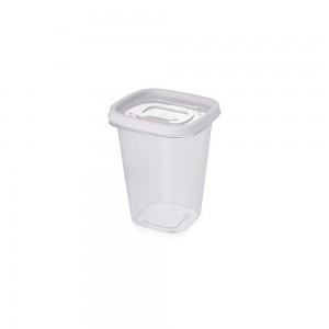 Imagem do produto - Pote de Plástico Quadrado 950 ml Clic