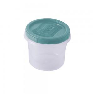 Imagem do produto - Pote de Plástico Redondo 720 ml Rosca