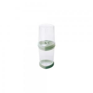 Imagem do produto - Porta Escovas e Creme Dental de Plástico com Tampa Verde