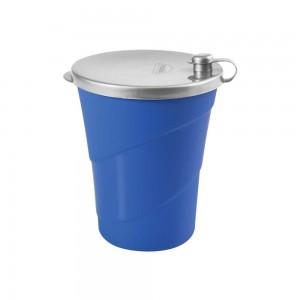 Imagem do produto - Copo de Plástico 500 ml com Tampa para Canudo