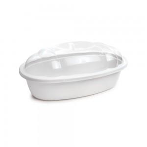 Imagem do produto - Porta Pão de Plástico com Tampa