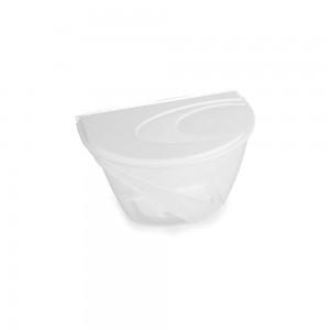 Imagem do produto - Saleiro de Plástico com Tampa Encaixável 1 Kg
