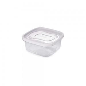 Imagem do produto - Pote de Plástico Quadrado 1,1 L Clic