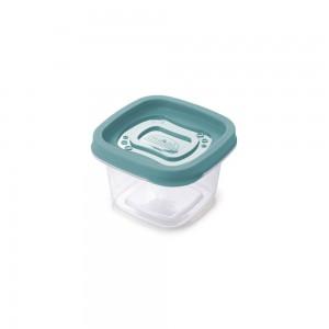 Imagem do produto - Pote de Plástico Quadrado 200 ml Clic Black Friday