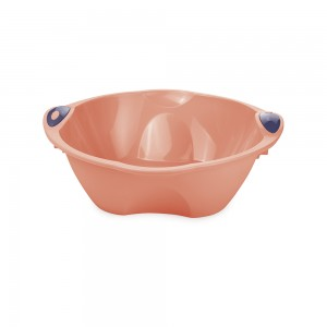 Imagem do produto - Bacia de Plástico Redonda 9 L com Pegador Lavanda
