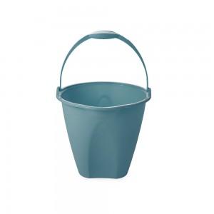 Imagem do produto - Balde de Plástico 9 L com Alça Lavanda