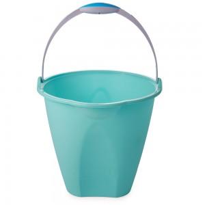 Imagem do produto - Balde de Plástico 13 L com Alça Lavanda