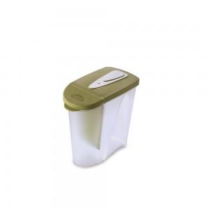Imagem do produto - Porta Sabão em Pó de Plástico 500 g com Tampa e Dosador