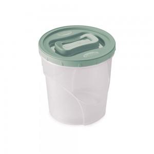 Imagem do produto - Pote de Plástico Redondo 3,2 L Rosca