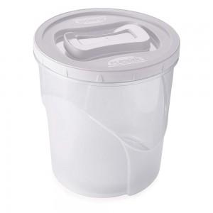 Imagem do produto - Pote de Plástico Redondo 7,6 L Rosca