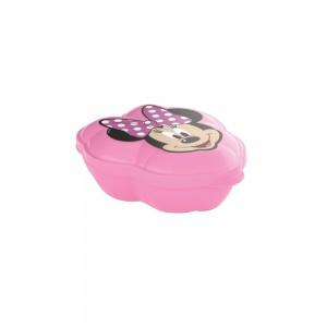 Imagem do produto - Pote de Plástico com Tampa Fixa em Formato de Minnie