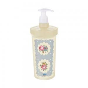 Imagem do produto - Porta Detergente com Válvula   Floral Provençal