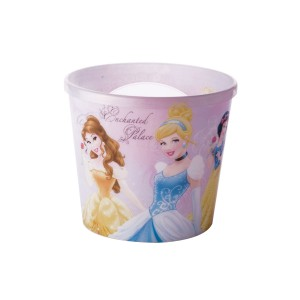 Imagem do produto - Pote Pipoca 2,1 L | Princesas