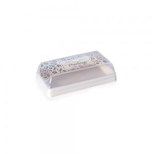 Imagem do produto - Manteigueira de Plástico com Tampa Café da Manhã Retrô