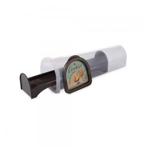 Imagem do produto - Porta Biscoito de Plástico Redondo Café da Manhã Retrô