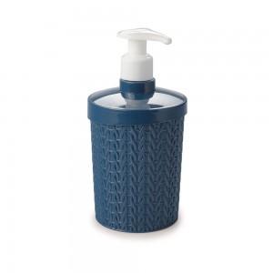 Imagem do produto - Porta Sabonete Líquido de Plástico 360 ml Trama