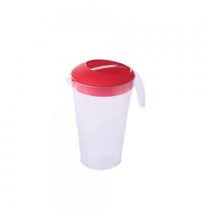 Imagem do produto - Jarra de Plástico 1,65 L com Tampa