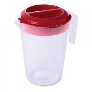 Imagem do produto - Jarra de Plástico 4 L com Tampa
