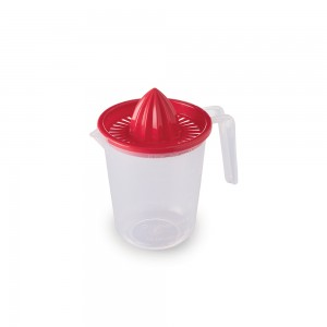 Imagem do produto - Jarra de Plástico Graduada 1 L com Espremedor