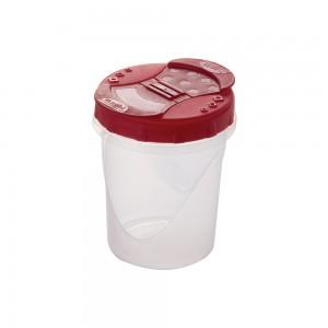 Imagem do produto - Porta Queijo Ralado de Plástico com Tampa Rosca