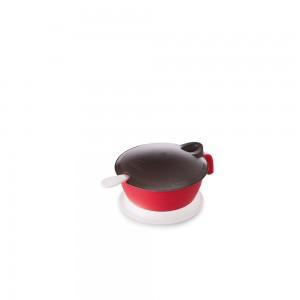 Imagem do produto - Açucareiro de Plástico com Colher e Tampa Encaixável
