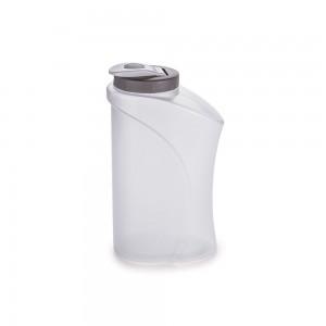 Imagem do produto - Garrada de Plástico 1,3 L com Fechamento Rosca e Tampa Articulável