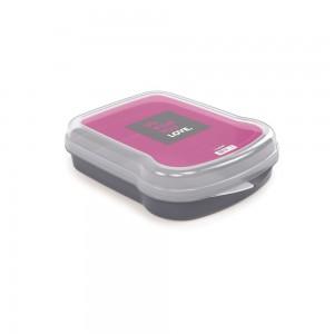 Imagem do produto - Sanduicheira de Plástico com Tampa Fixa Fitness