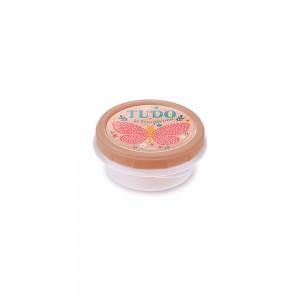 Imagem do produto - Pote de Plástico Redondo 390 ml Rosca Borboleta
