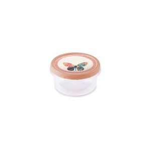 Imagem do produto - Pote de Plástico Redondo 900 ml Rosca Borboleta
