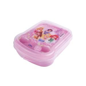 Imagem do produto - Sanduicheira de Plástico com Tampa Fixa Princesas