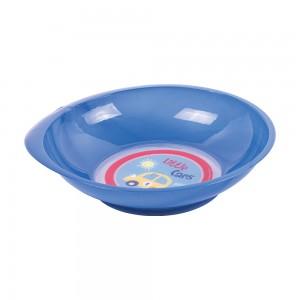 Imagem do produto - Prato de Plástico 750 ml Carrinhos
