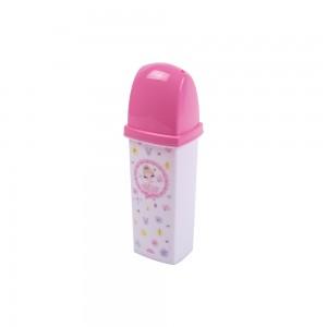 Imagem do produto - Dental Case de Plástico com Tampa Bailarina