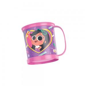 Imagem do produto - Copo de Plástico 360 ml Anittinha