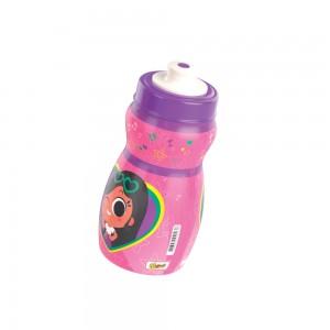 Imagem do produto - Garrafa Squeeze de Plástico 300 ml com Tampa Rosca Anittinha