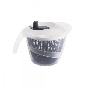 Imagem do produto - Secador de Salada de Plástico 2,8 L Manual com Cesto para Escorrer