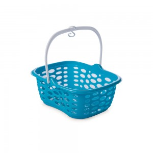 Imagem do produto - Cesto de Plástico para Prendedor com Alça