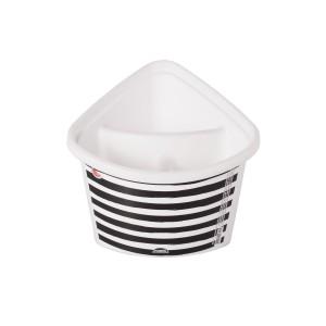 Imagem do produto - Escorredor de Plástico para Talheres 3 Divisórias Melancia