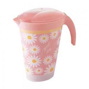 Imagem do produto - Jarra de Plástico 1,7 L com Tampa Camomila