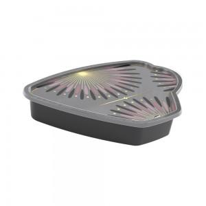 Imagem do produto - Porta Filtro de Plástico para Café com Tampa Café da Manhã Glamour