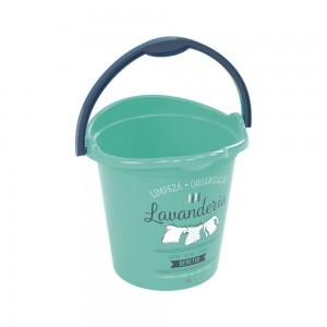 Imagem do produto - Balde de Plástico 8 L com Alça Varal  Lettering