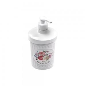 Imagem do produto - Porta Sabonete Líquido de Plástico 360 ml