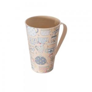 Imagem do produto - Caneca de Plástico 500 ml Café da Manhã Xícara