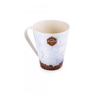 Imagem do produto - Caneca de Plástico 360 ml Café da Manhã